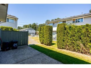 """Photo 24: 95 45185 WOLFE Road in Chilliwack: Chilliwack W Young-Well Townhouse for sale in """"TOWNSEND GREENS"""" : MLS®# R2596148"""