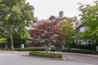 """Photo 1: 22 5605 HAMPTON Place in Vancouver: University VW Townhouse for sale in """"THE PEMBERLEY"""" (Vancouver West)  : MLS®# R2121869"""