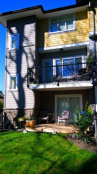 """Photo 20: 19 1219 BURKE MOUNTAIN Street in Coquitlam: Burke Mountain Townhouse for sale in """"REEF"""" : MLS®# R2059650"""