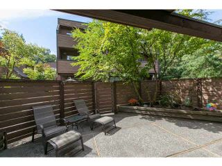 """Photo 16: 3345 MOUNTAIN Highway in North Vancouver: Lynn Valley Townhouse for sale in """"VILLAGE ON THE CREEK"""" : MLS®# V1141033"""