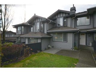 "Photo 1: 150 2998 ROBSON Drive in Coquitlam: Westwood Plateau Townhouse for sale in ""FOXRUN"" : MLS®# V1046791"