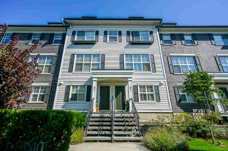 "Photo 1: 53 2469 164 Street in Surrey: Grandview Surrey Townhouse for sale in ""ABBEYROAD"" (South Surrey White Rock)  : MLS®# R2402338"