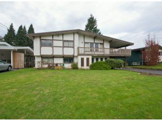 Photo 1: 33439 HOLLAND Avenue in Abbotsford: Central Abbotsford House for sale : MLS®# F1426833