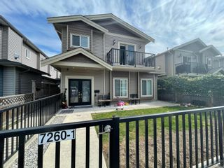 Main Photo: 1 7260 11TH Avenue in Burnaby: Edmonds BE 1/2 Duplex for sale (Burnaby East)  : MLS®# R2612767