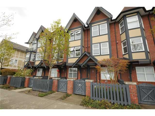 Main Photo: 33 6099 ALDER Street in Richmond: McLennan North Townhouse for sale : MLS®# V971234