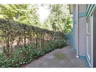 "Photo 6: 59 65 FOXWOOD Drive in Port Moody: Heritage Mountain Townhouse for sale in ""FOREST HILL"" : MLS®# V1128716"