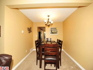 Photo 4: 31 3015 TRETHEWEY Street in Abbotsford: Abbotsford West Townhouse for sale