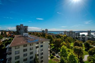 """Photo 11: 1001 160 W KEITH Road in North Vancouver: Central Lonsdale Condo for sale in """"VICTORIA PARK WEST"""" : MLS®# R2115638"""