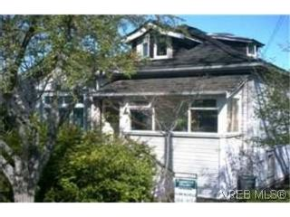 Photo 1: 914 Inskip St in VICTORIA: Es Kinsmen Park House for sale (Esquimalt)  : MLS®# 333570
