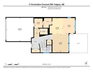 Photo 26: 11 Everhollow Crescent SW in Calgary: Evergreen Detached for sale : MLS®# A1062355