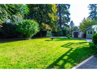 "Photo 19: 9263 SMITH Place in Langley: Fort Langley House for sale in ""Fort Langley"" : MLS®# F1424390"