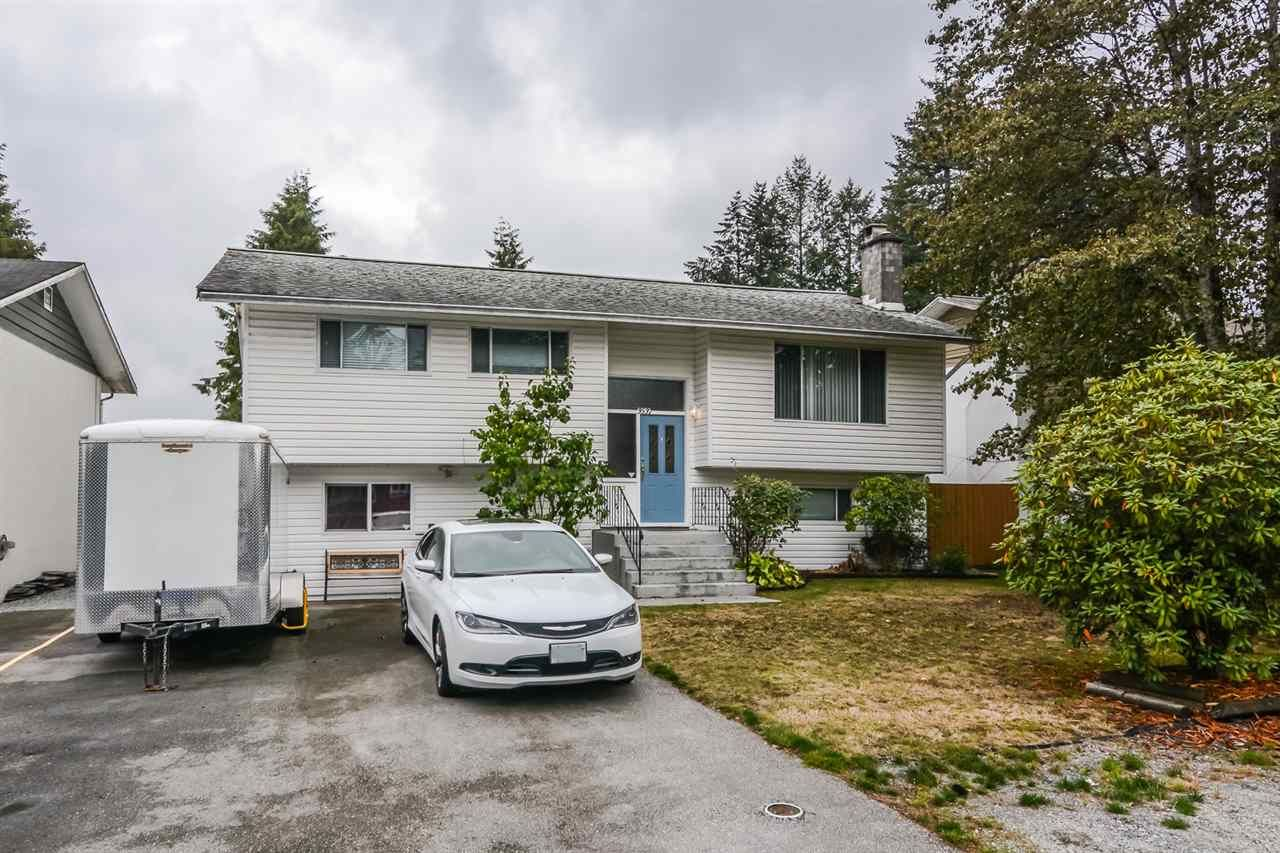 Main Photo: 3537 ST. ANNE Street in Port Coquitlam: Glenwood PQ House for sale : MLS®# R2359087