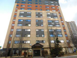 Photo 1: 509 9710 105 Street in Edmonton: Zone 12 Condo for sale : MLS®# E4236904