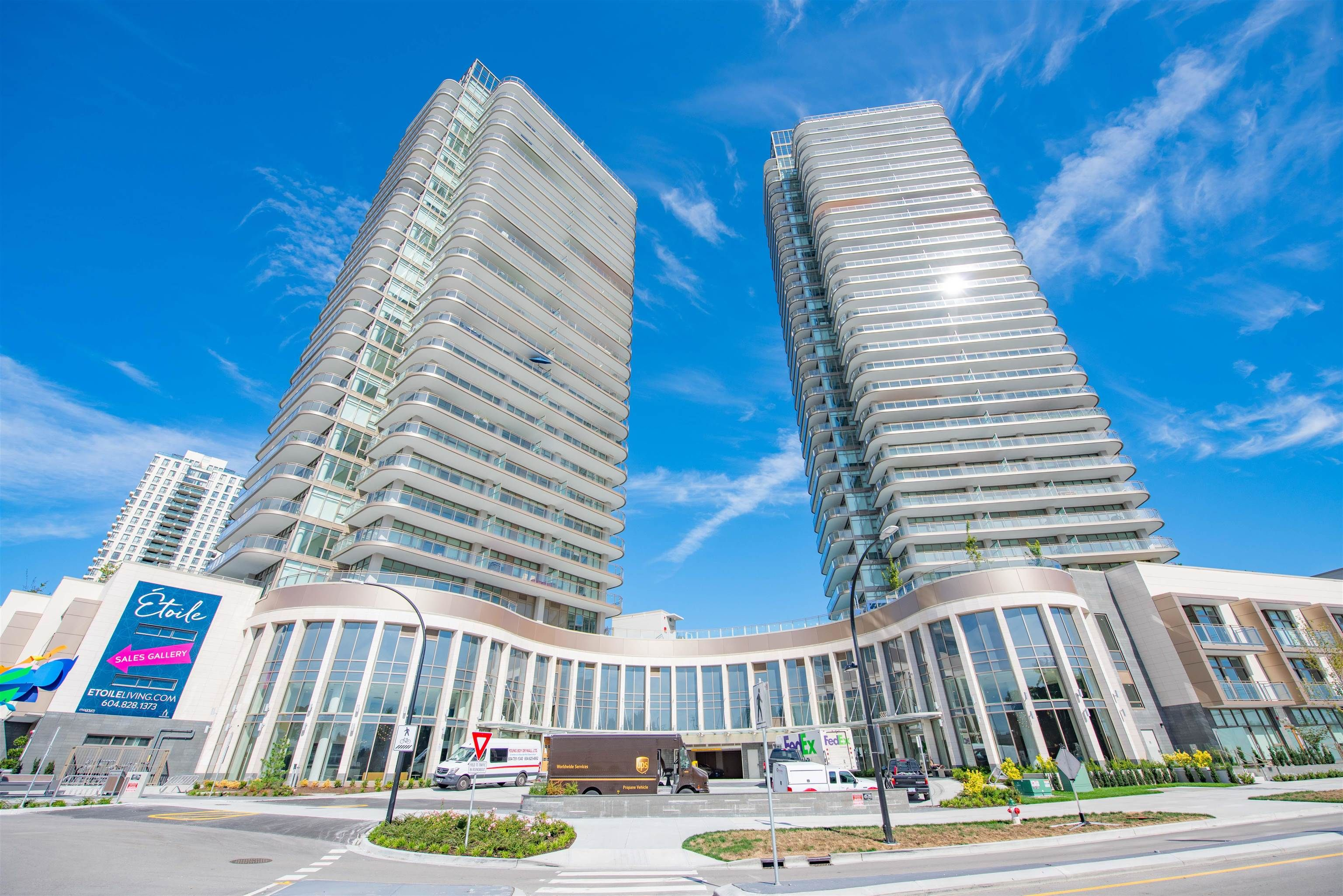 Main Photo: 1405 5311 GORING Street in Burnaby: Brentwood Park Condo for sale (Burnaby North)  : MLS®# R2616058