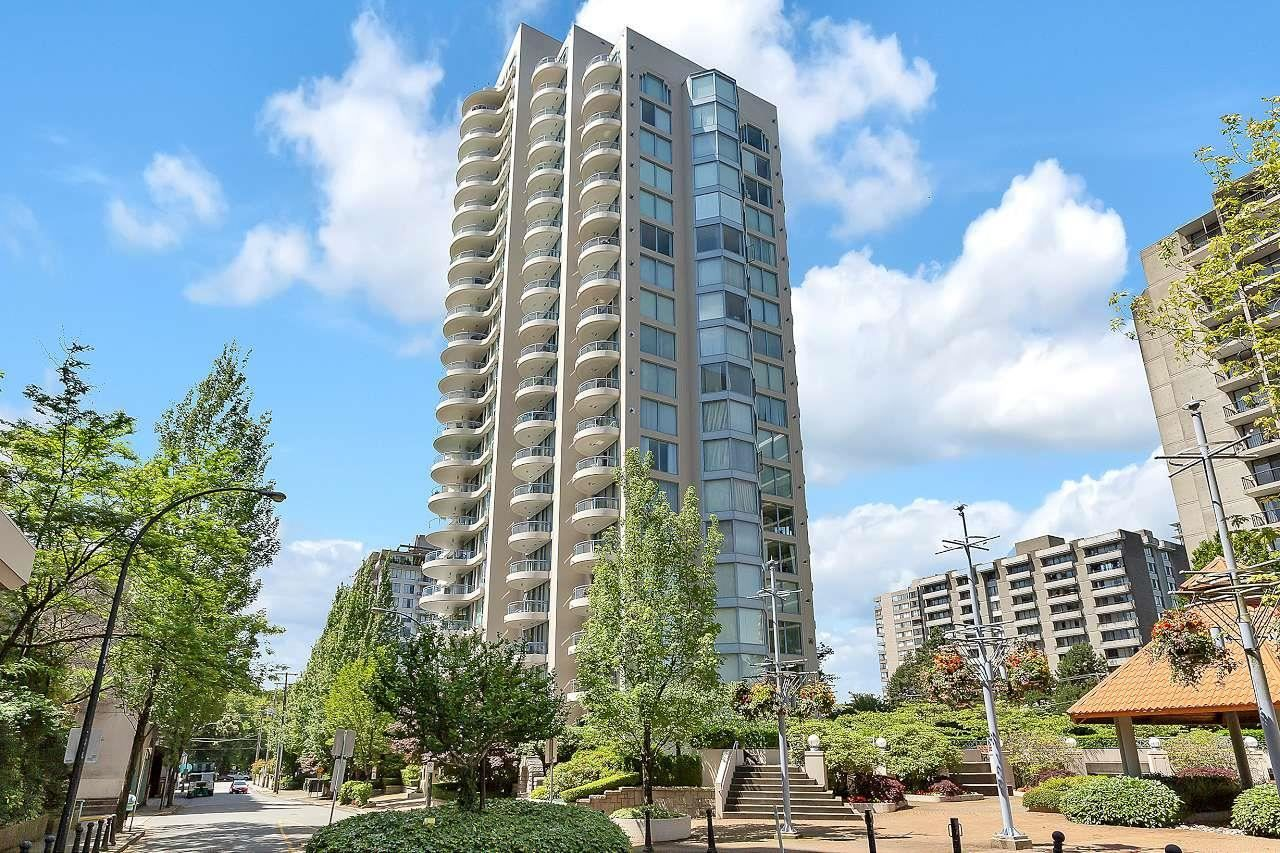 """Main Photo: 2006 739 PRINCESS STREET Street in New Westminster: Uptown NW Condo for sale in """"Berkley Place"""" : MLS®# R2599059"""