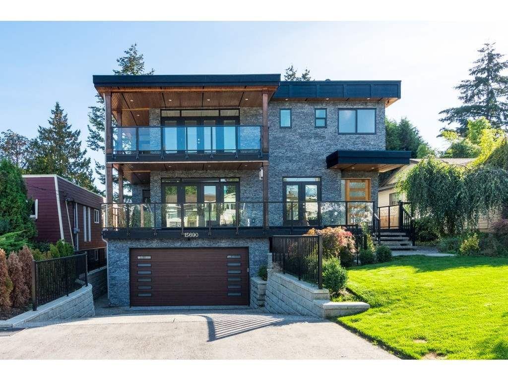 Main Photo: 15690 GOGGS Avenue: White Rock House for sale (South Surrey White Rock)  : MLS®# R2308953