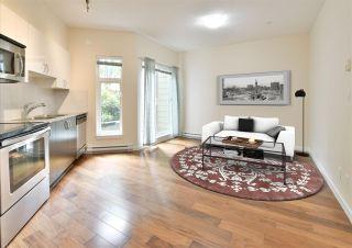 """Photo 4: 118 13728 108 Avenue in Surrey: Whalley Condo for sale in """"Quattro 3"""" (North Surrey)  : MLS®# R2451793"""