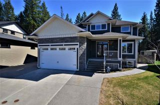 """Photo 1: 7661 LOEDEL Crescent in Prince George: Lower College House for sale in """"MALASPINA RIDGE"""" (PG City South (Zone 74))  : MLS®# R2456946"""