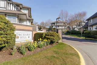 """Photo 1: 31 2615 FORTRESS Drive in Port Coquitlam: Citadel PQ Townhouse for sale in """"ORCHARD HILL"""" : MLS®# R2447996"""