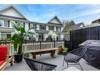 """Photo 27: 64 288 171 Street in Surrey: Pacific Douglas Townhouse for sale in """"The Crossing"""" (South Surrey White Rock)  : MLS®# R2573999"""
