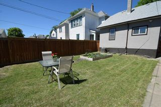Photo 22: 548 St John's Avenue in Winnipeg: North End Residential for sale (4C)  : MLS®# 202114913