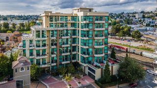 """Photo 2: 203 10 RENAISSANCE Square in New Westminster: Quay Condo for sale in """"Murano Lofts"""" : MLS®# R2619695"""