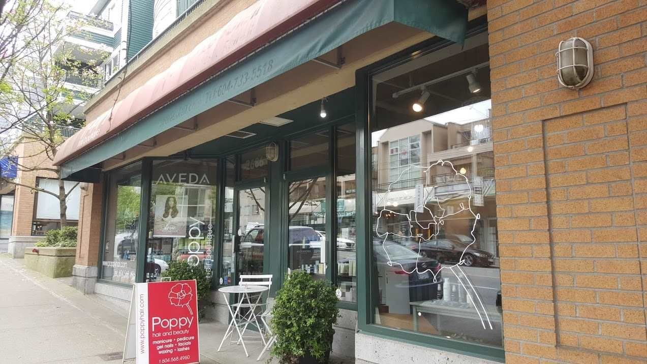 Main Photo: 2688 W 4TH Avenue in Vancouver: Kitsilano Commercial for sale (Vancouver West)  : MLS®# C8005392