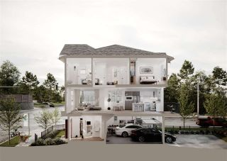 """Photo 3: 28 2033 MCKENZIE Road in Abbotsford: Central Abbotsford Townhouse for sale in """"MARQ"""" : MLS®# R2514407"""