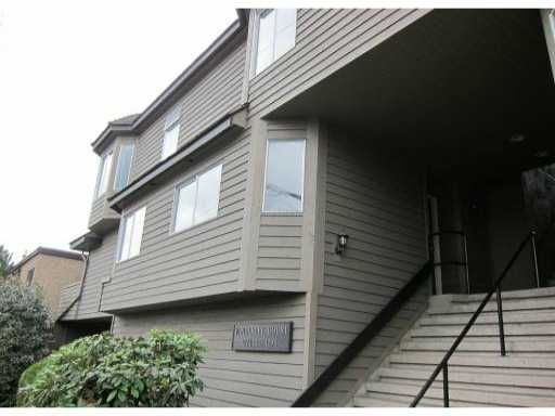 Main Photo: 1274 6TH Avenue in VANCOUVER: Fairview VW Townhouse for sale (Vancouver West)  : MLS®# V858435