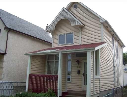Main Photo: 636 ROSS Avenue in WINNIPEG: Brooklands / Weston Residential for sale (West Winnipeg)  : MLS®# 2813455
