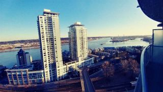 """Photo 10: 2302 898 CARNARVON Street in New Westminster: Downtown NW Condo for sale in """"AZZURE 1"""" : MLS®# R2516929"""