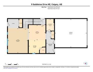 Photo 31: 9 Saddletree Drive NE in Calgary: Saddle Ridge Detached for sale : MLS®# A1088845