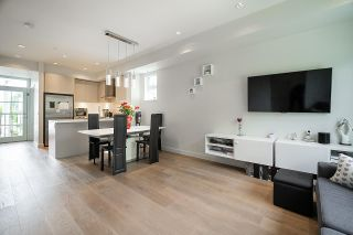 """Photo 3: 8576 OSLER Street in Vancouver: Marpole Townhouse for sale in """"Osler Residences"""" (Vancouver West)  : MLS®# R2580301"""