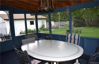 Photo 15: 41 Maple Drive: Oakbank Residential for sale (R04)  : MLS®# 1714440