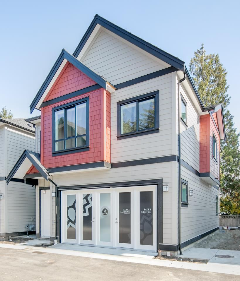 Main Photo: 3 7388 RAILWAY Avenue in Richmond: Granville Townhouse for sale : MLS®# R2224517
