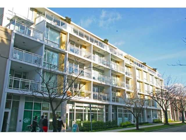 "Main Photo: 209 1635 W 3RD Avenue in Vancouver: False Creek Condo for sale in ""LUMEN"" (Vancouver West)  : MLS®# V924927"