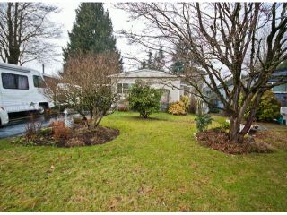 Photo 20: 31539 LOMBARD Avenue in Abbotsford: Poplar Manufactured Home for sale : MLS®# F1429021