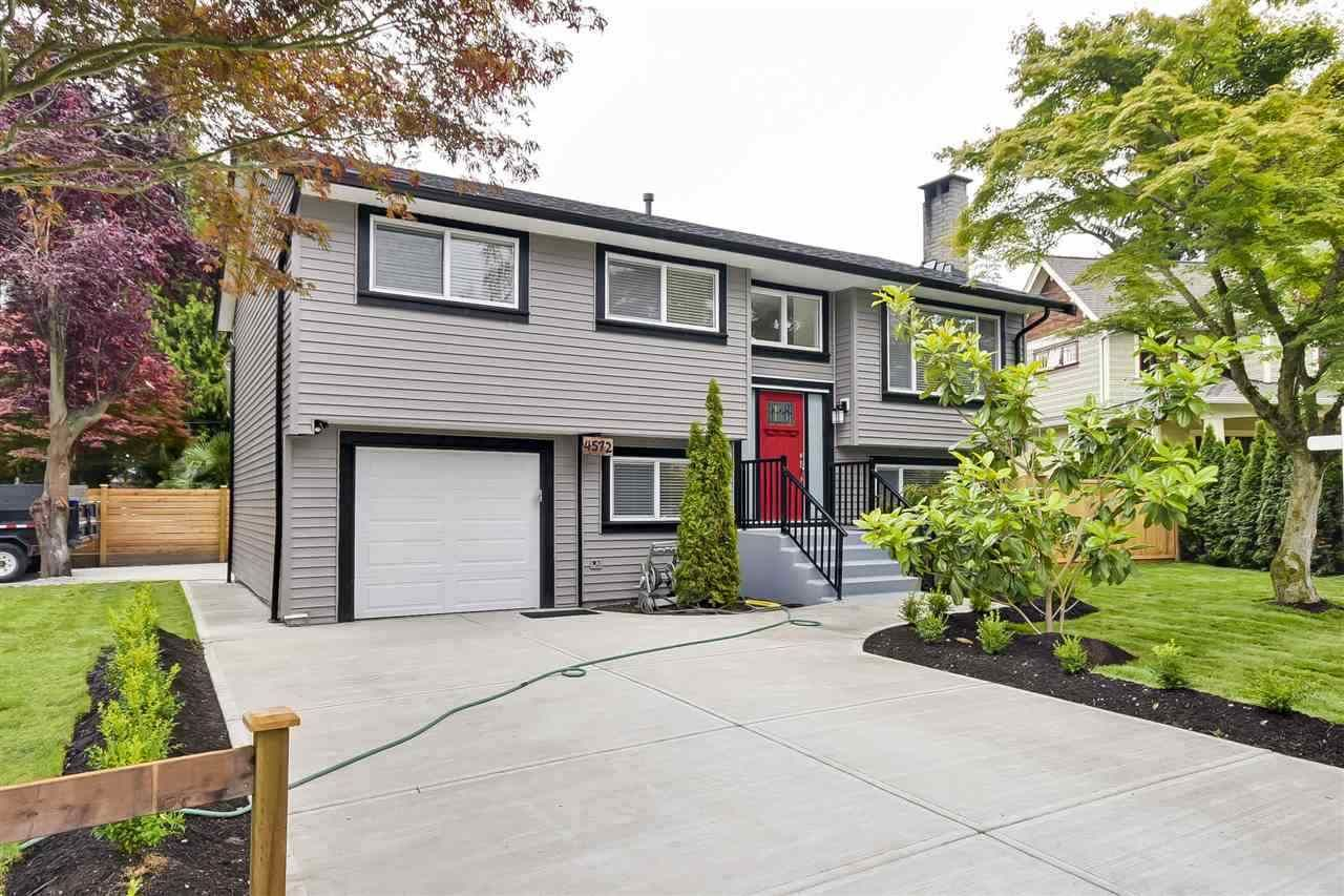 Main Photo: 4572 47A Street in Delta: Ladner Elementary House for sale (Ladner)  : MLS®# R2535447