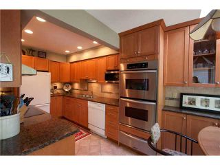"""Photo 4: 14 5651 LACKNER Crescent in Richmond: Lackner Townhouse for sale in """"MADERA COURT"""" : MLS®# V1058288"""