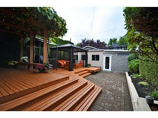 Photo 11: 3058 W 12TH Avenue in Vancouver: Kitsilano House for sale (Vancouver West)  : MLS®# V1024417
