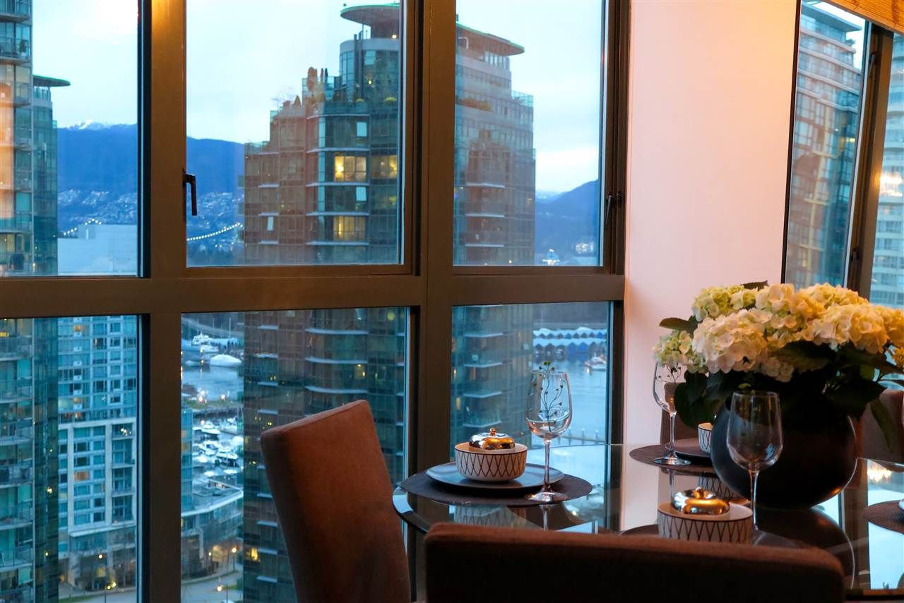 Main Photo: 2001 1238 MELVILLE STREET in Vancouver: Coal Harbour Condo for sale (Vancouver West)  : MLS®# R2051122