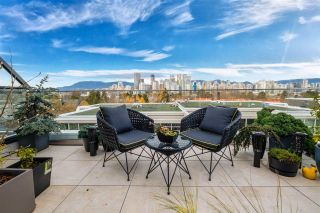 Photo 1: 1089 W 7TH AVENUE in Vancouver: Fairview VW Townhouse for sale (Vancouver West)  : MLS®# R2519757