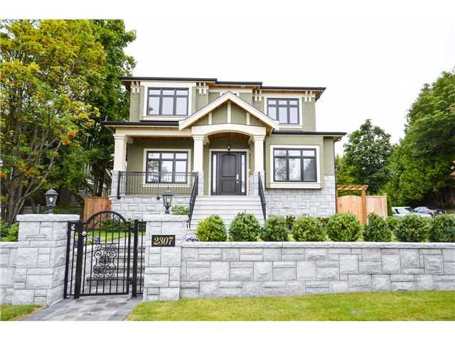 Photo 1: Photos: 2307 W 45th Ave in Vancouver: Kerrisdale House for sale (Vancouver West)