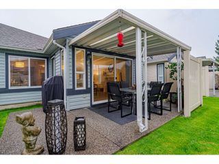 """Photo 22: 76 5550 LANGLEY Bypass in Langley: Langley City Townhouse for sale in """"Riverwynde"""" : MLS®# R2520087"""