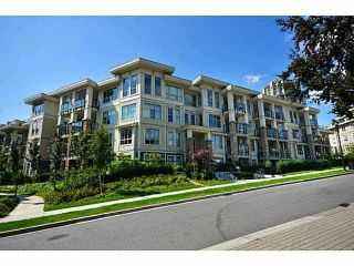 """Photo 1: 313 250 FRANCIS Way in New Westminster: Fraserview NW Condo for sale in """"THE GROVE"""" : MLS®# R2027095"""