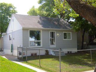 Photo 1: 1998 Pacific Avenue West in WINNIPEG: Brooklands / Weston Residential for sale (West Winnipeg)  : MLS®# 1009993