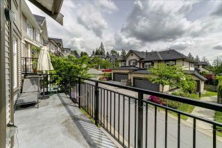 """Photo 27: 5 3400 DEVONSHIRE Avenue in Coquitlam: Burke Mountain Townhouse for sale in """"Colborne Lane by Polygon"""" : MLS®# R2487506"""