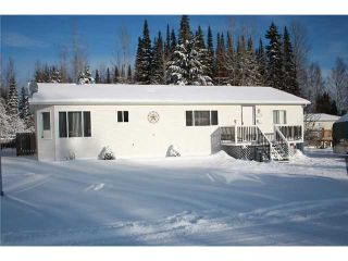Photo 1: 4626 GRAY Drive in Prince George: Hart Highlands Manufactured Home for sale (PG City North (Zone 73))  : MLS®# N205995