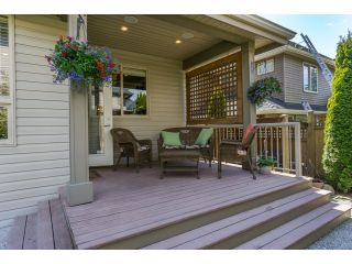 """Photo 18: 5915 164TH Street in Surrey: Cloverdale BC House for sale in """"WEST CLOVERDALE"""" (Cloverdale)  : MLS®# F1439520"""