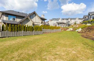 Photo 19: 52 3400 DEVONSHIRE AVENUE in Coquitlam: Burke Mountain Townhouse for sale : MLS®# R2246471